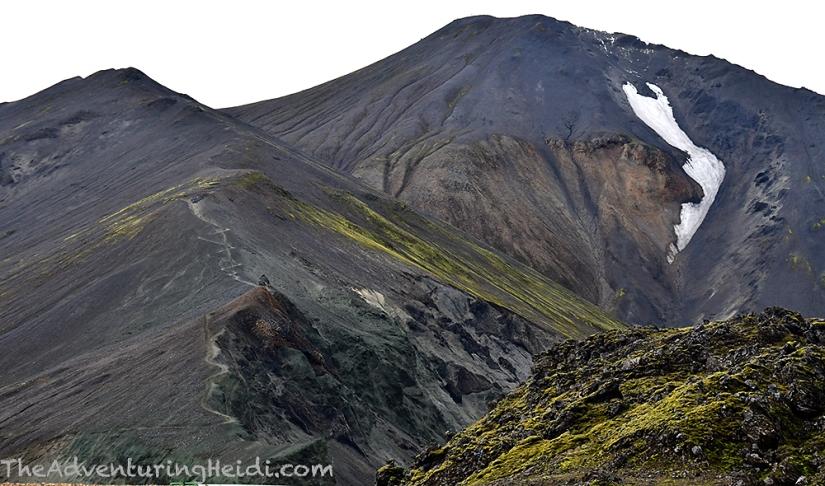 Mount Bláhnjúkur, Landmannalaugar, Iceland