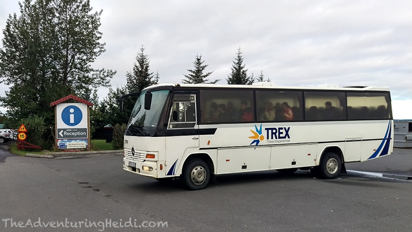 Iceland Trex 4x4 highlands bus